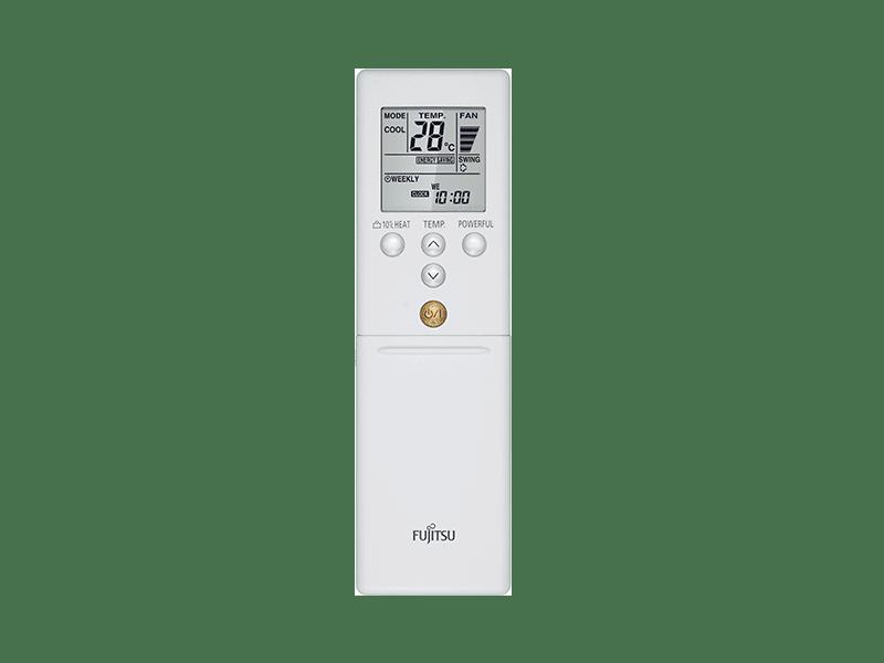 Fujitsu standard oldalfali split klíma