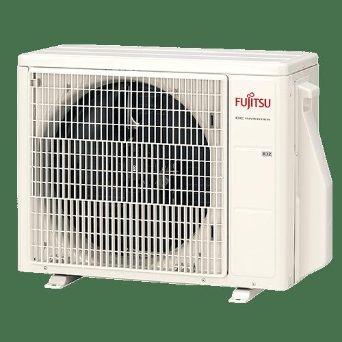 Fujitsu design oldalfali split klíma