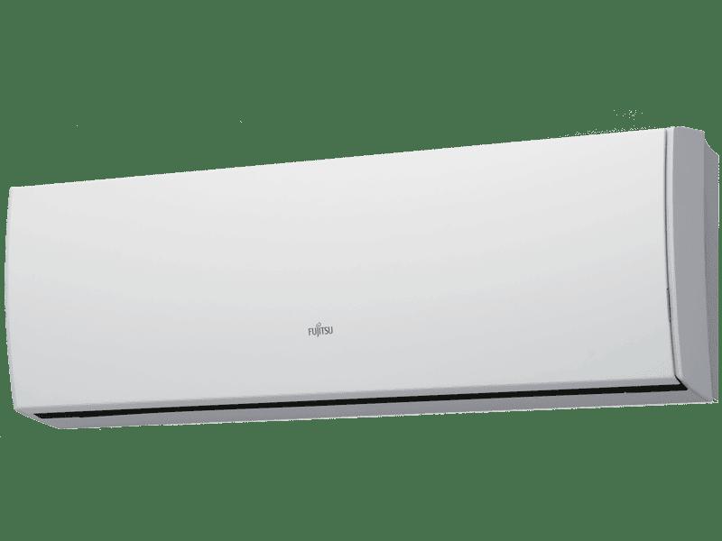 Fujitsu slim design oldalfali split klíma